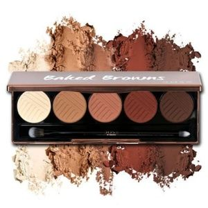 New Dose of Colors Baked Browns Palette